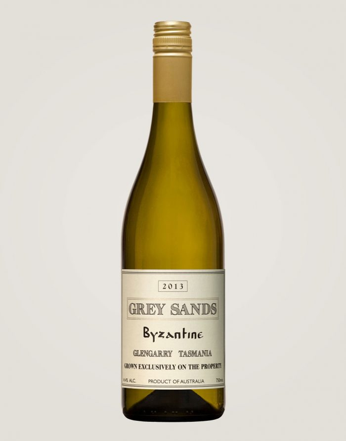 Grey Sands byzantine-2013 bottle