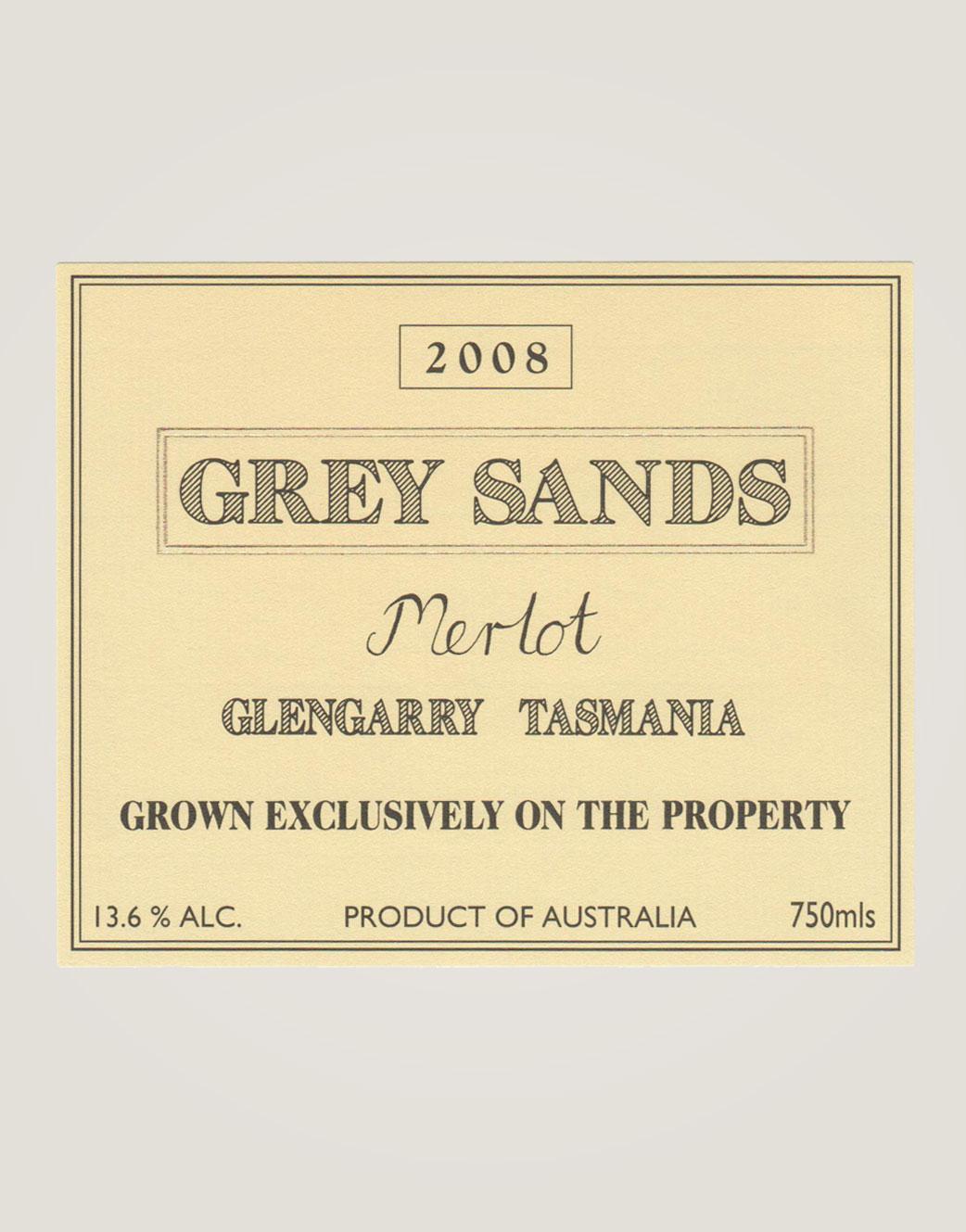 Grey Sands merlot-08-label