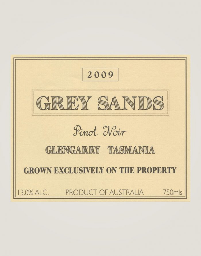 Grey Sands pinot-noir-09-label