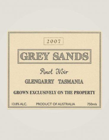 Grey Sands pinot-noir-07-Label