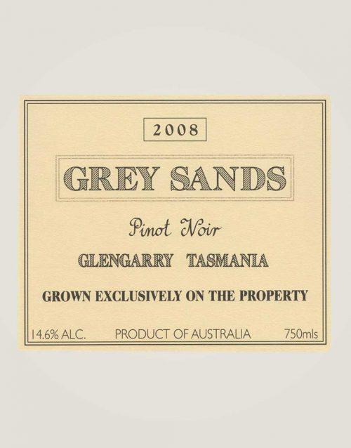 Grey Sands pinot-noir-08-label