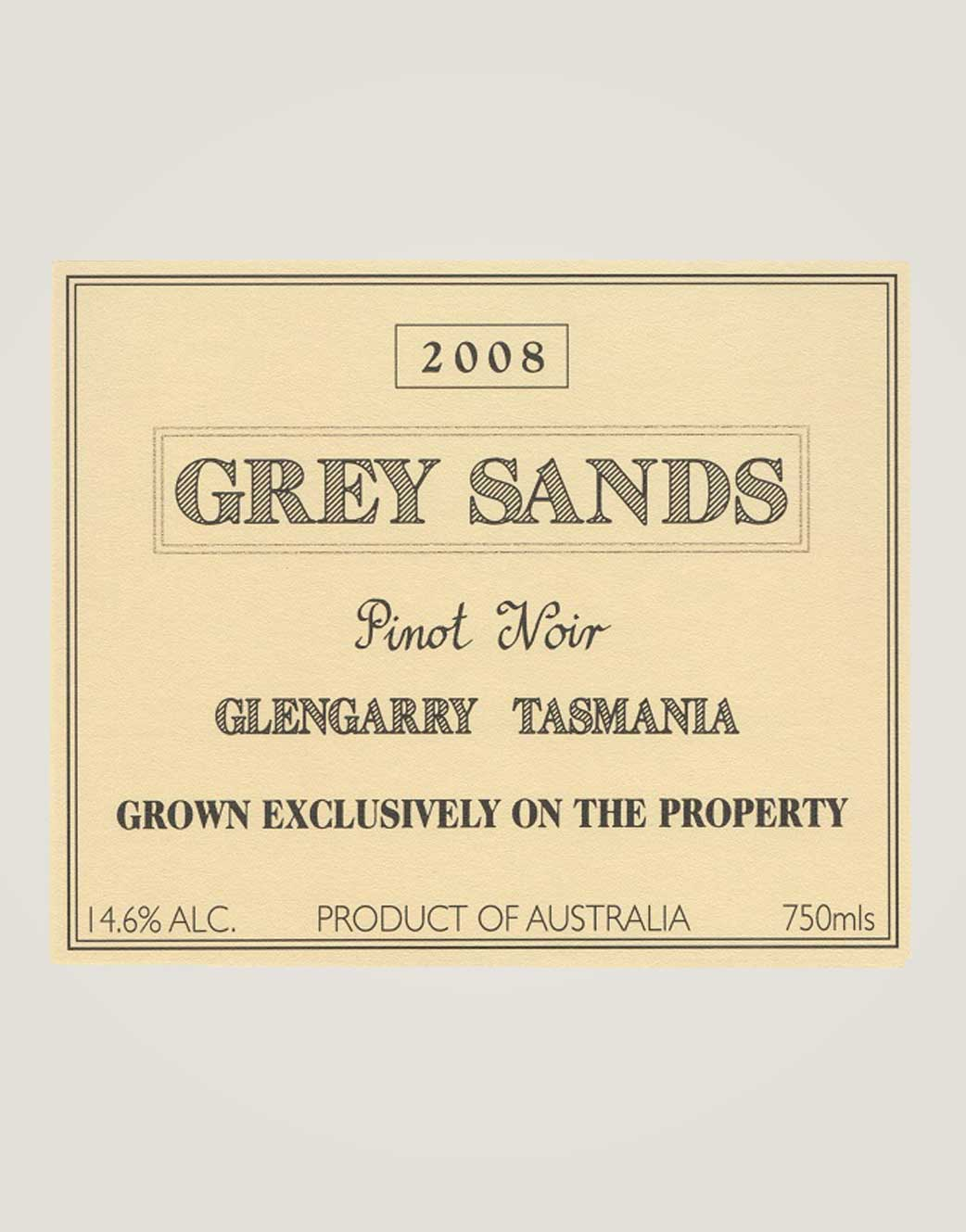 Grey Sands pinot-noir-08-label