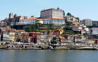 Old city of Porto, Portugal
