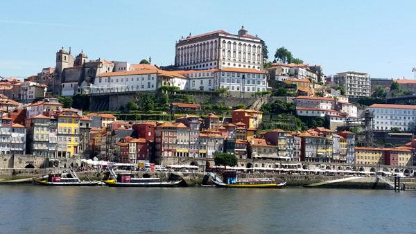 Old city of Porto, Portugal