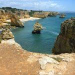 Praia da Dona Ana, Portugal
