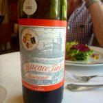 Bottle of Bucaco Tinto