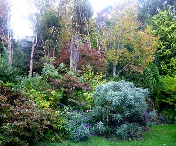 Grey Sands Autumn-garden